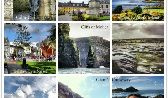 Travels: The Many Counties of Ireland