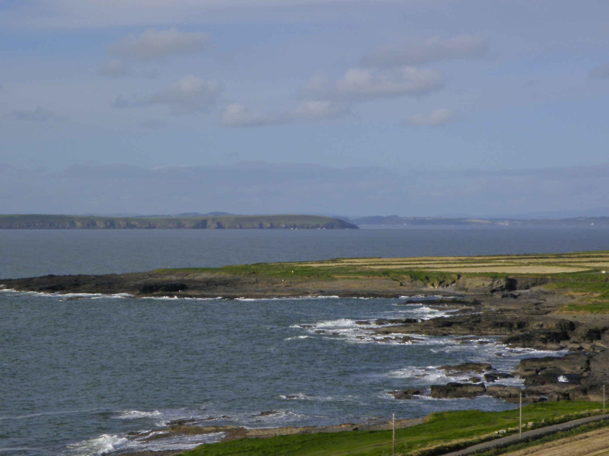 hook head lighthouse county wexford view