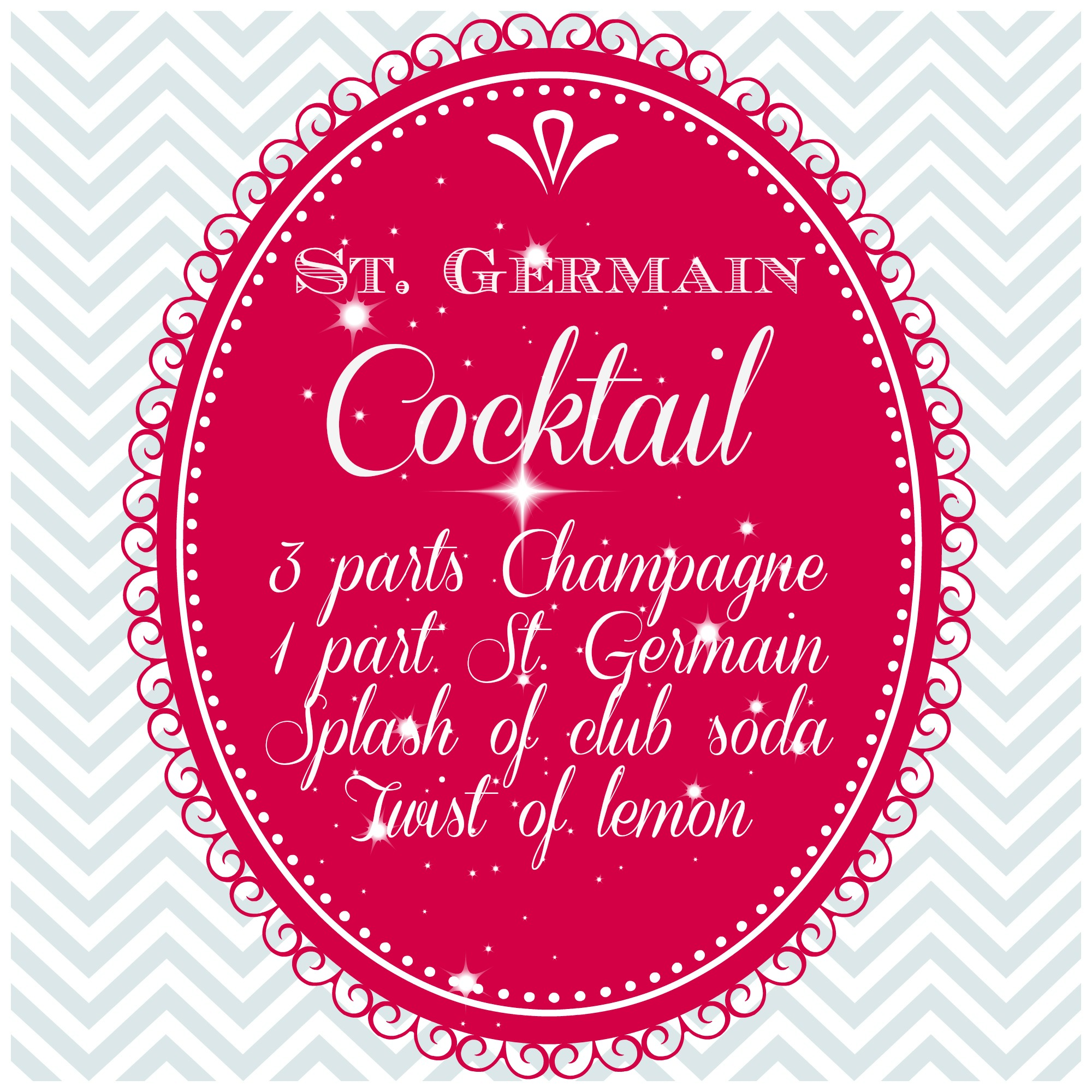 st germain cocktail recipe 2