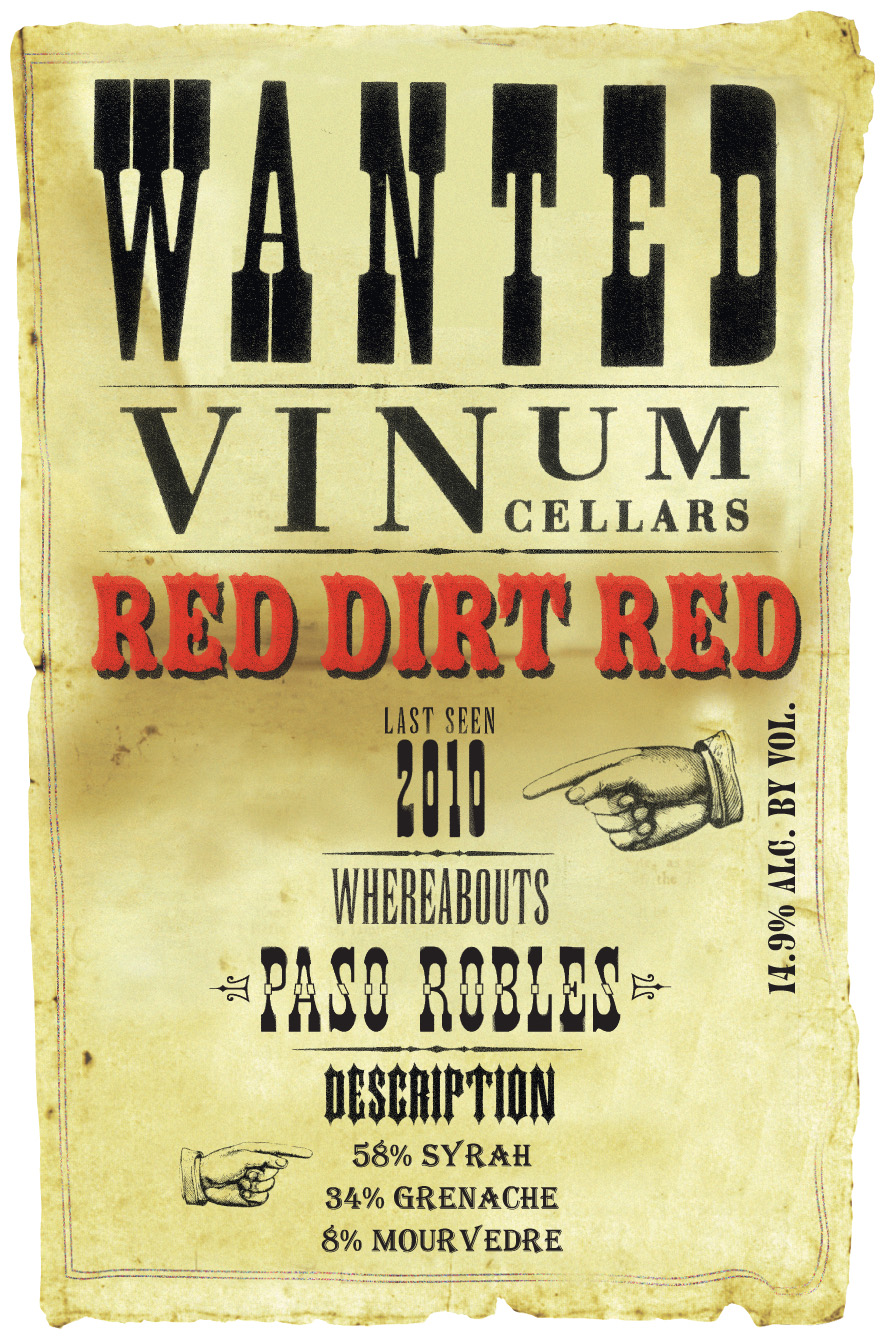 red dirt red 2010
