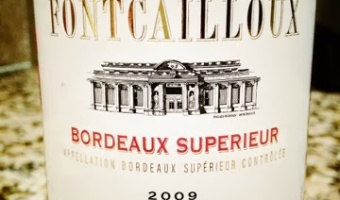 Wine Wednesday: Chateau Fontcailloux
