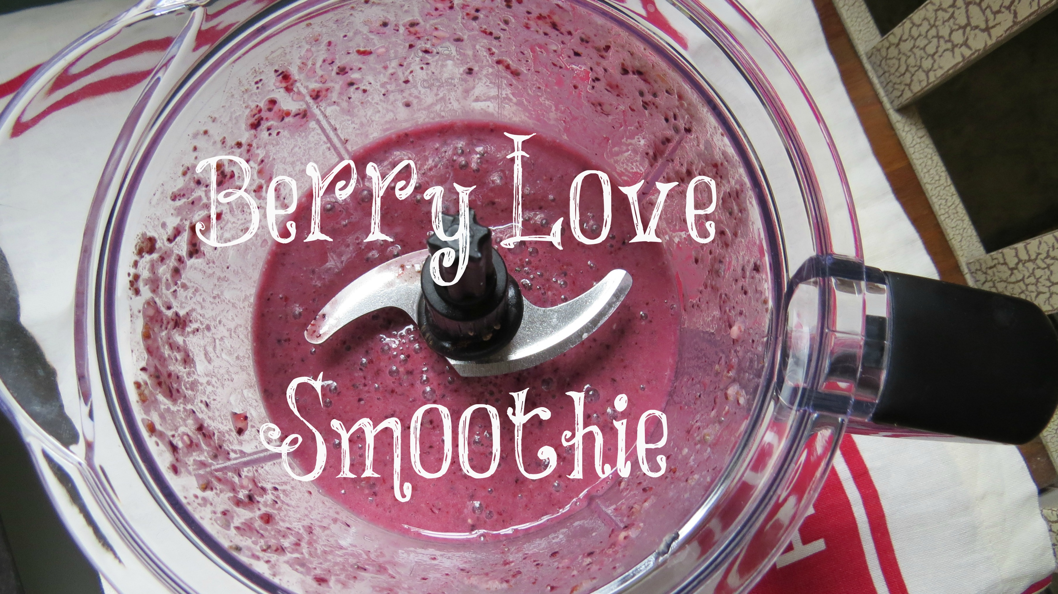 berry love smoothie main