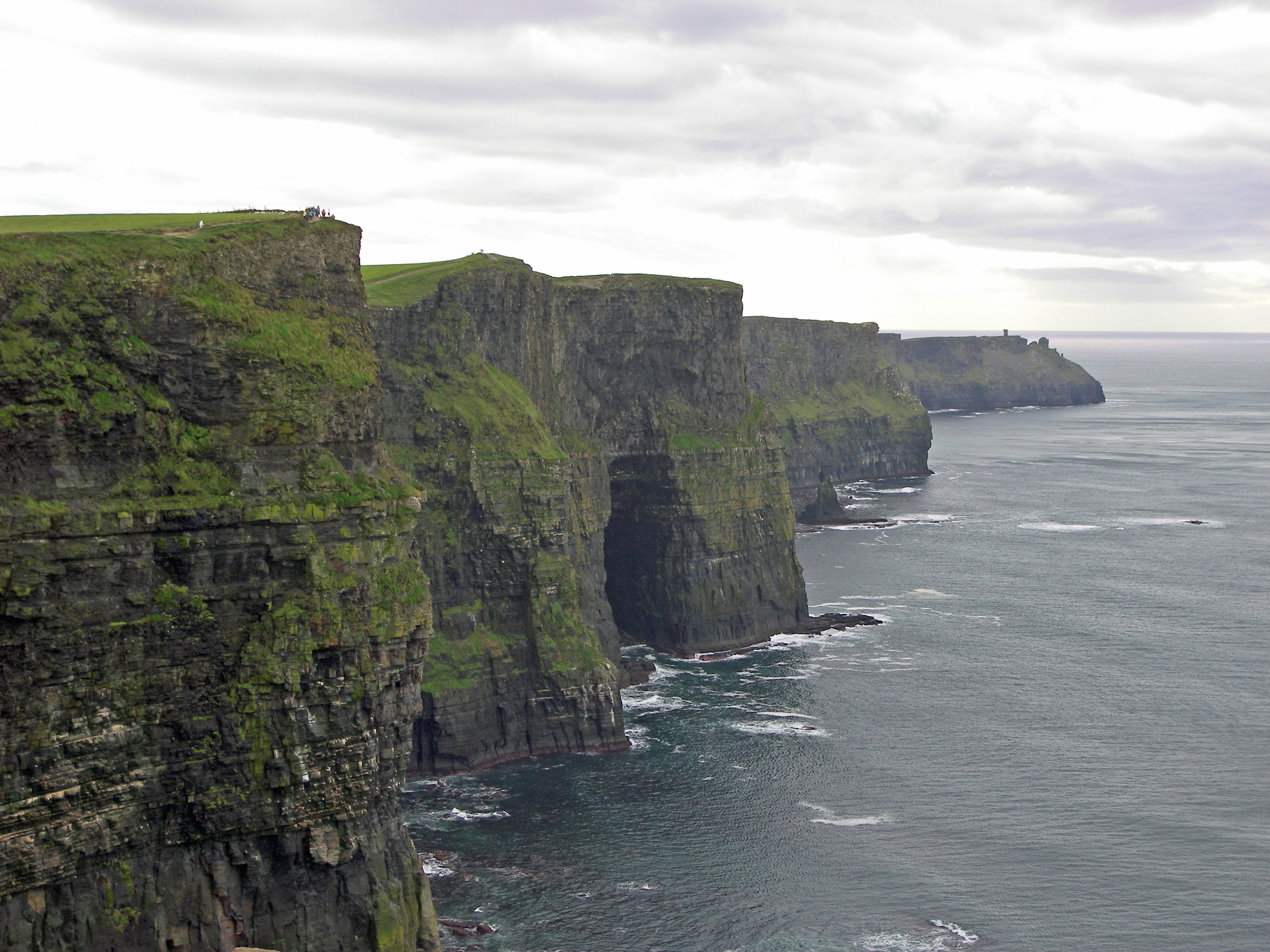 cliffs of moher long shot