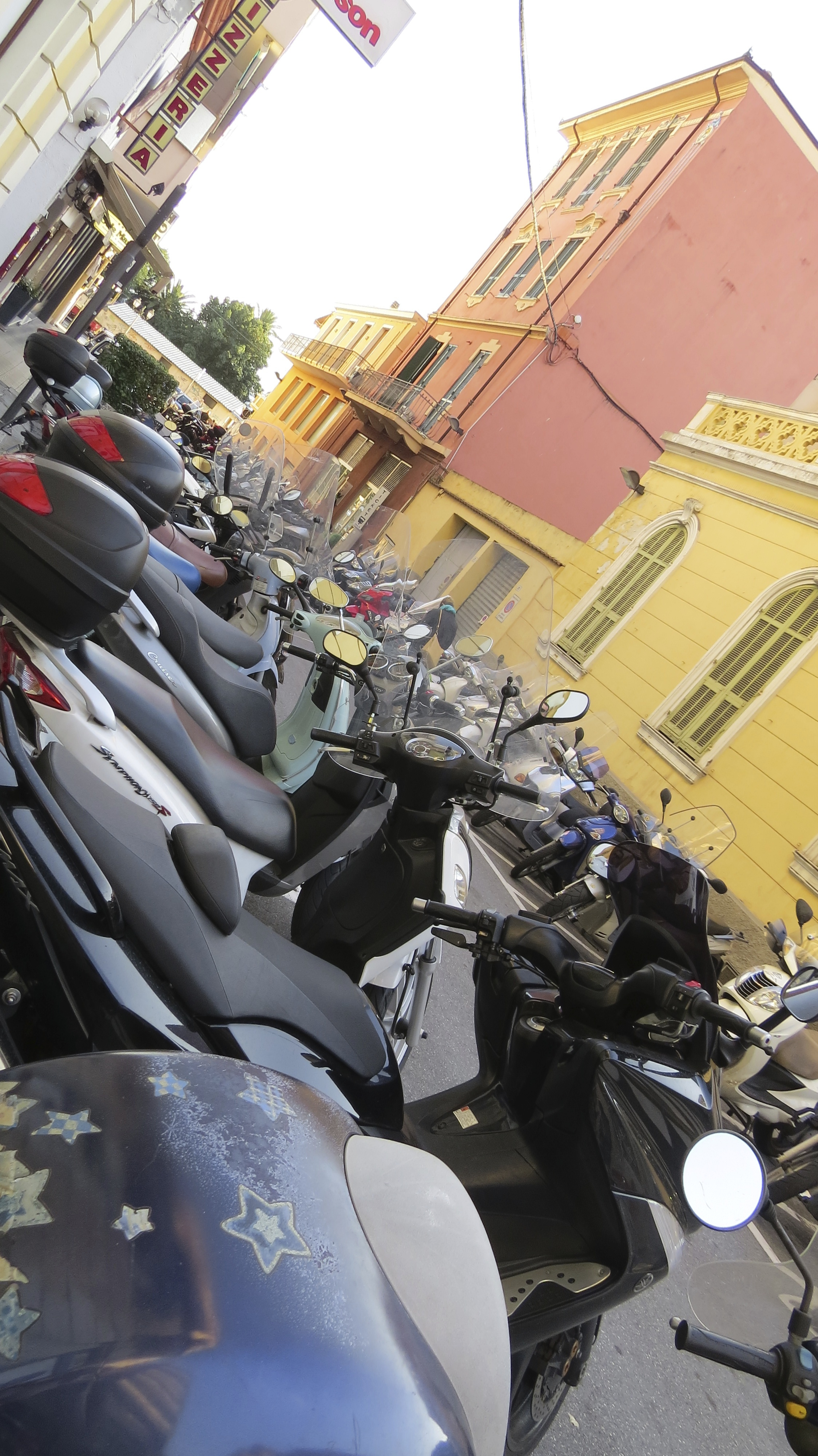 Sanremo scooters