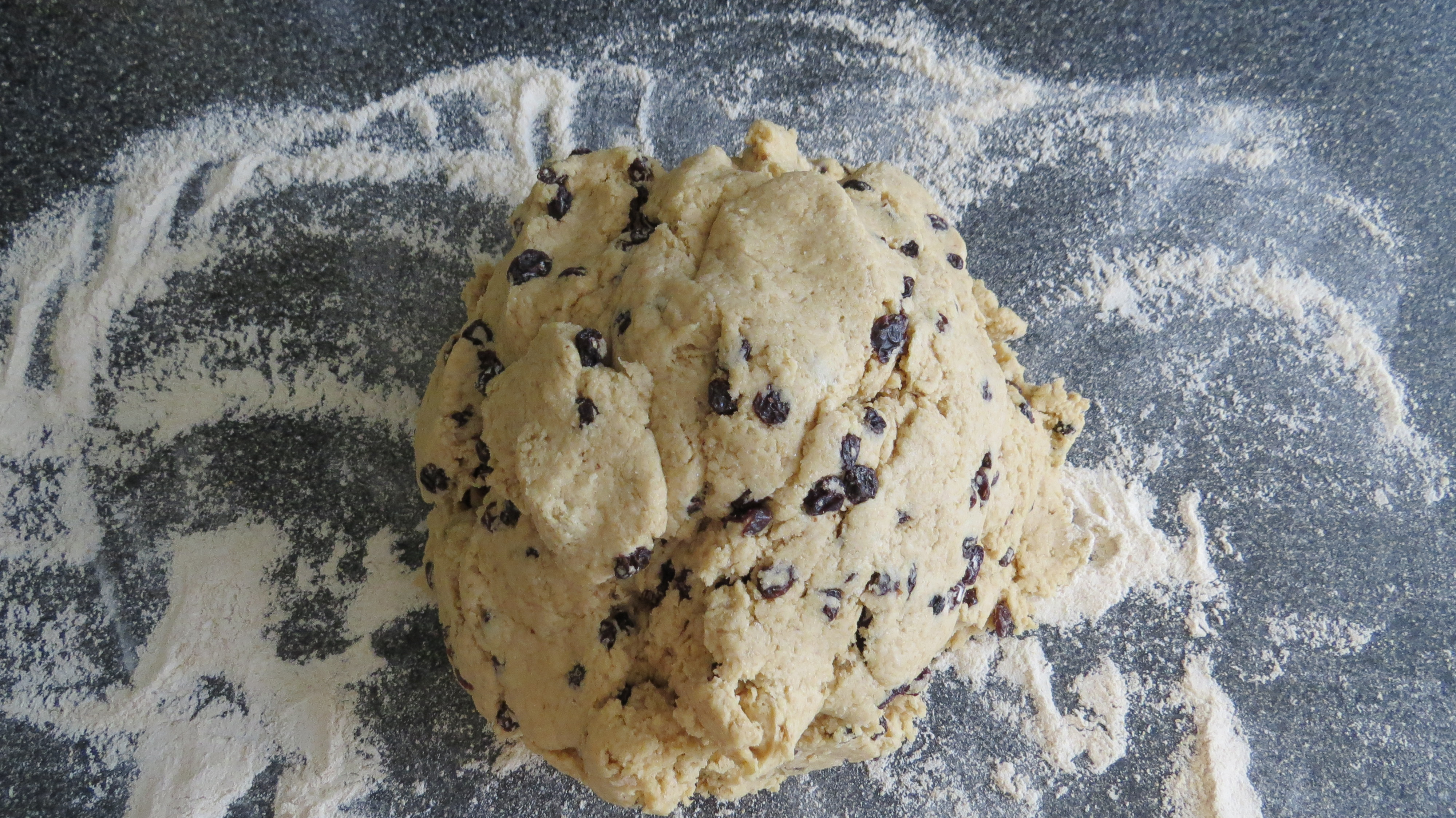 irish soda bread knead