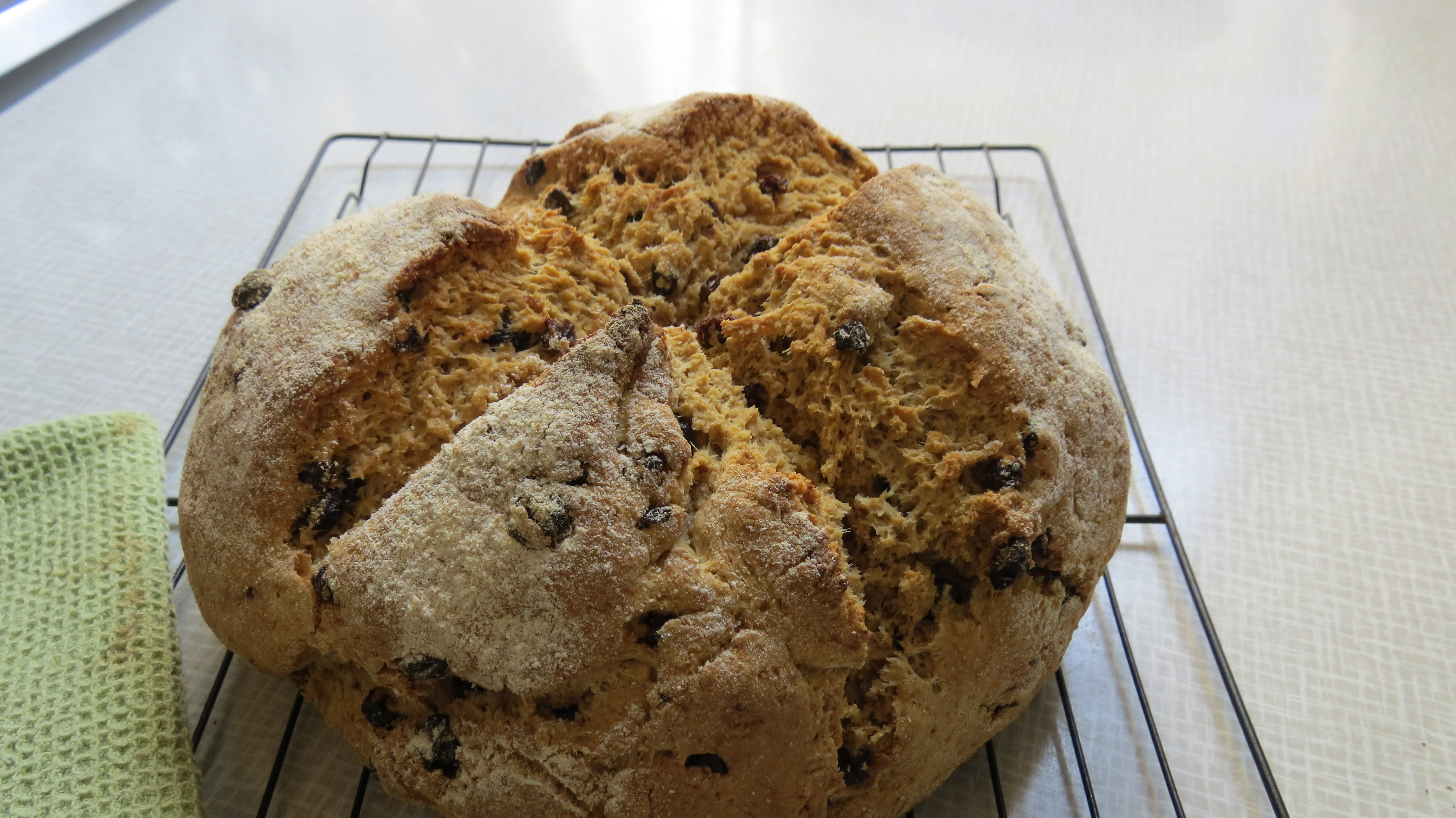irish soda bread solo