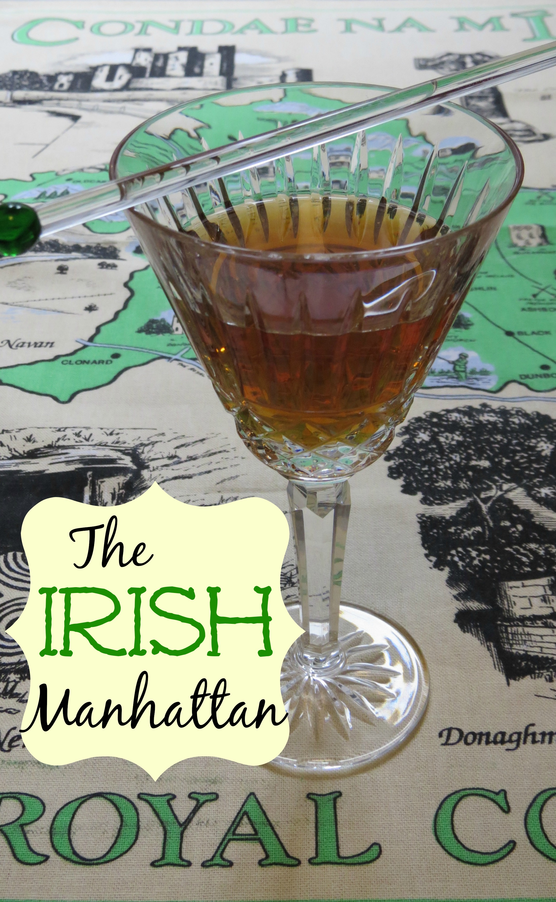irish manhattan main long