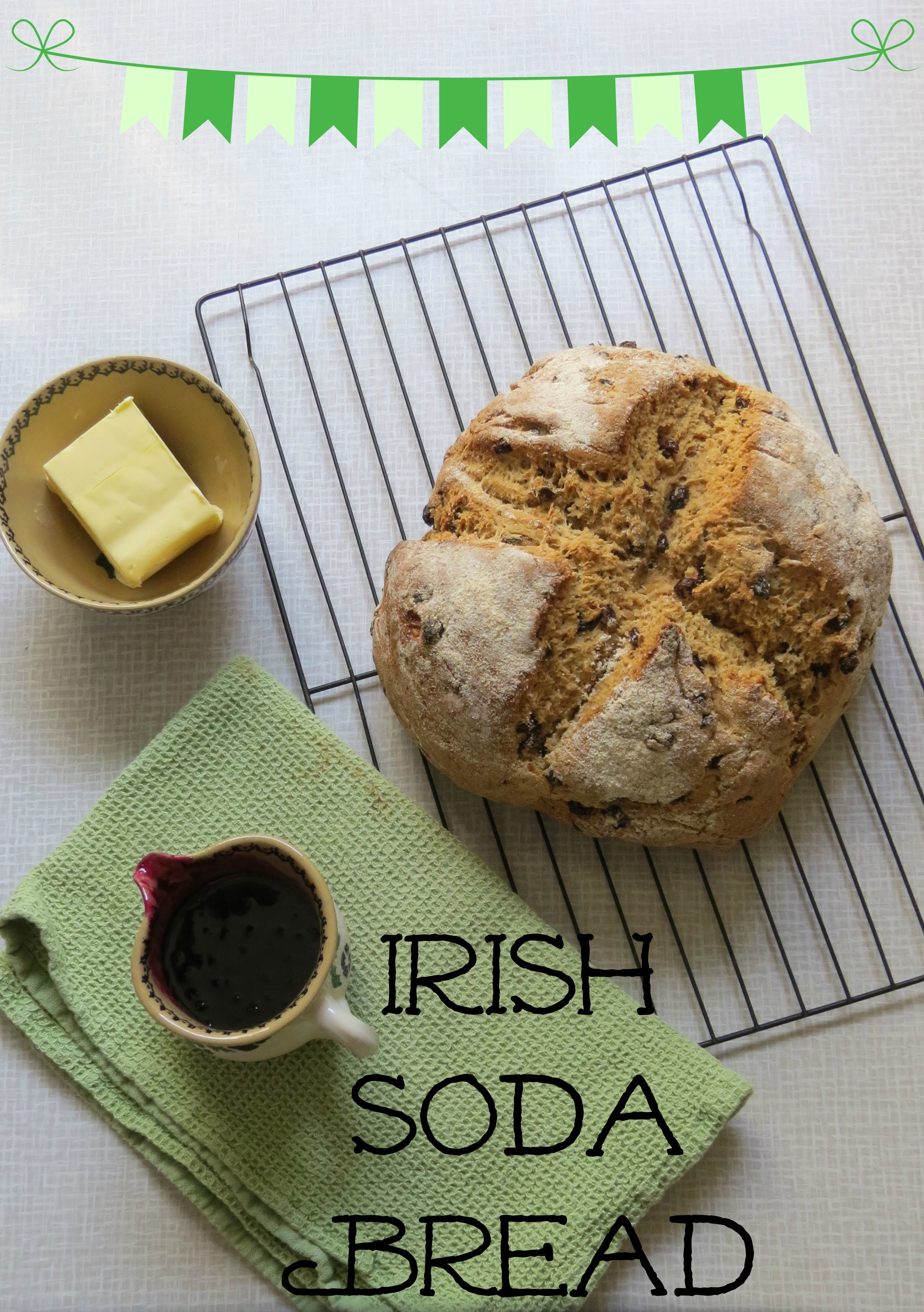 irish soda bread main