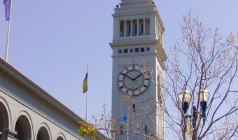 Snapshots: San Francisco's Ferry Building
