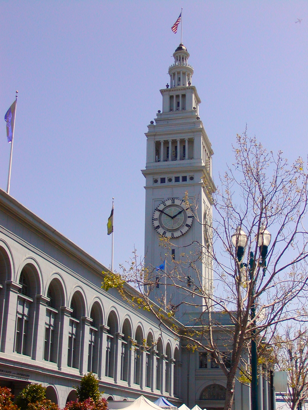 SF Ferry Building main