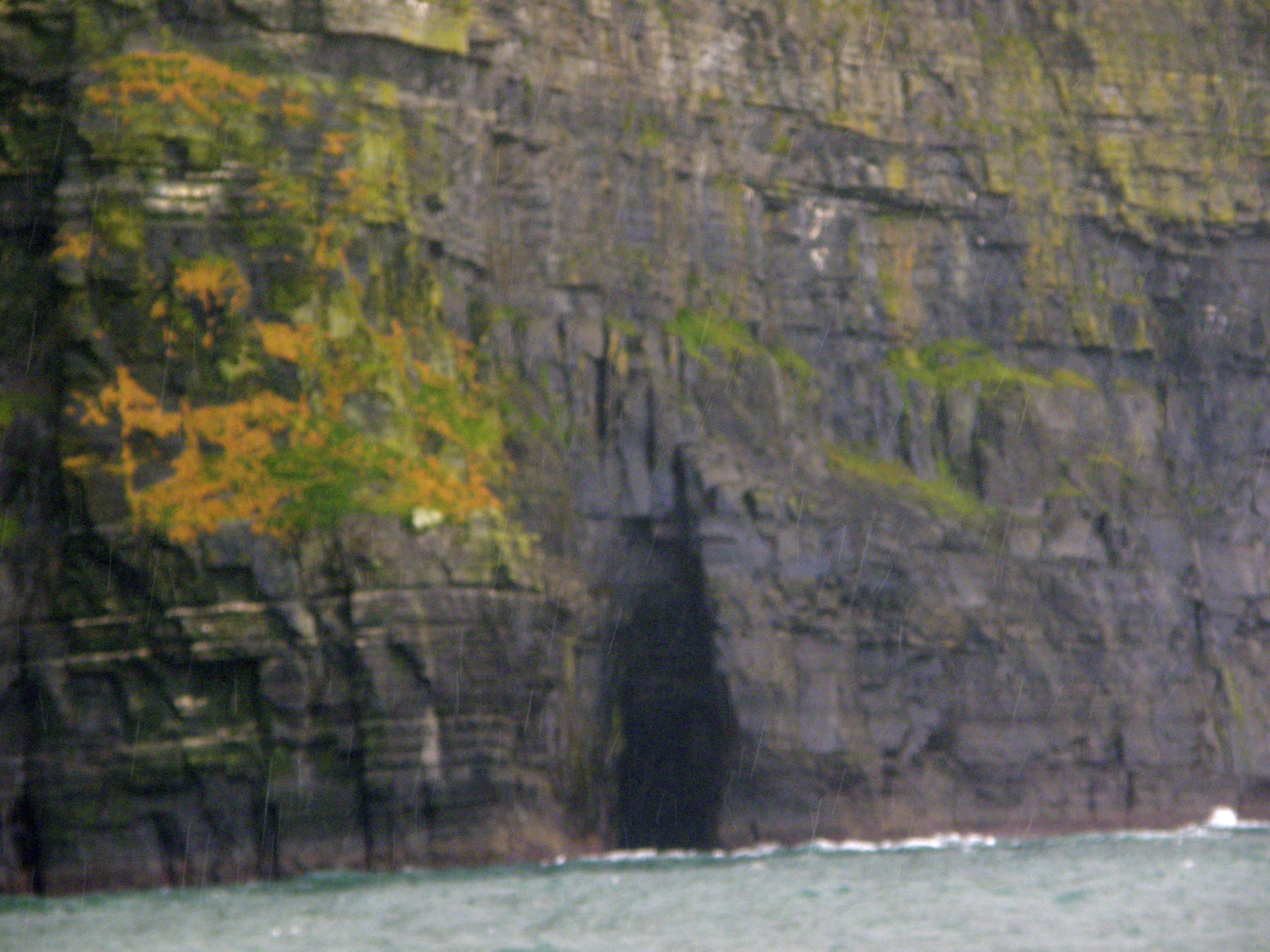 cliffs of moher ireland harry potter cave