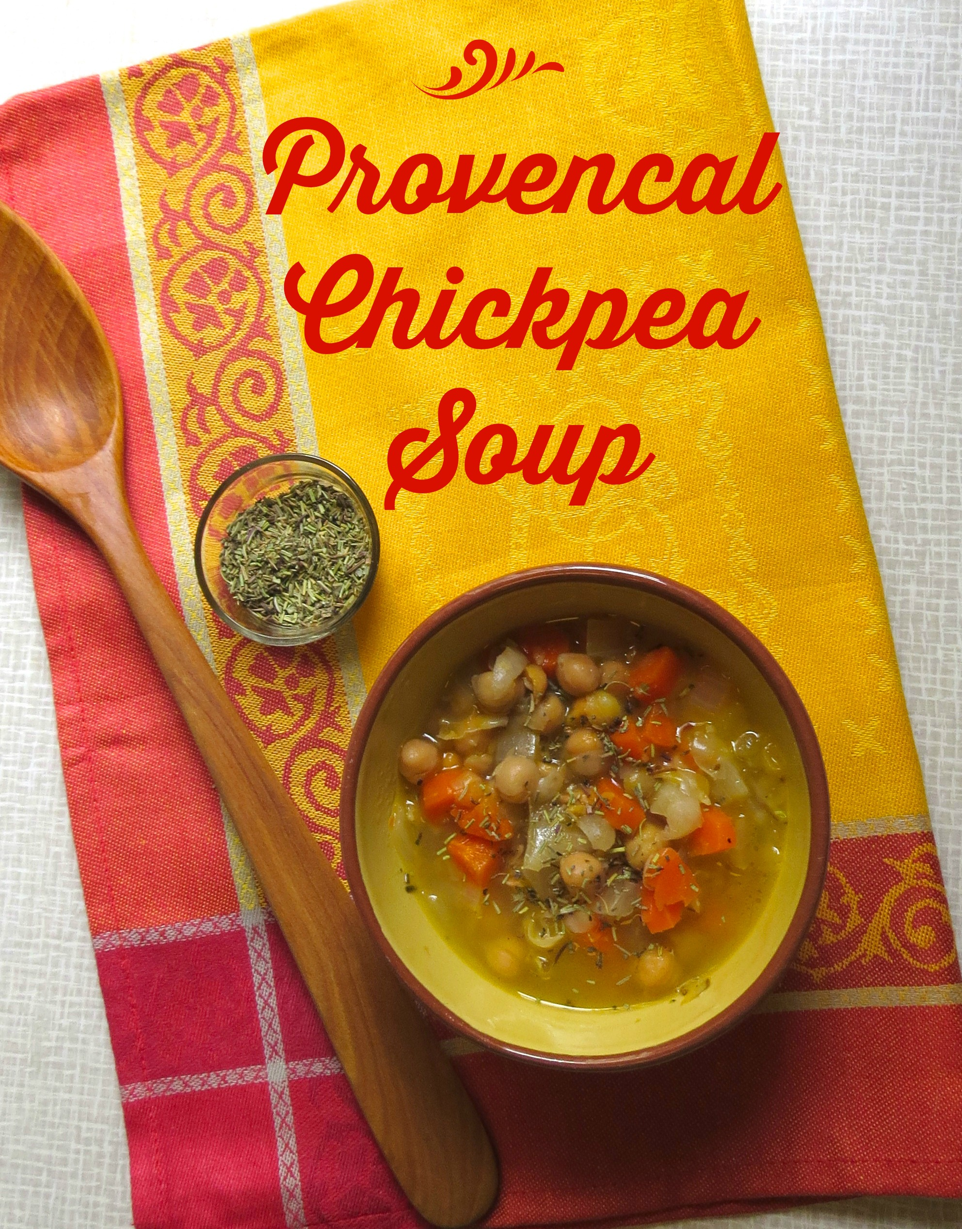 Provencal Chickpea Soup main 2