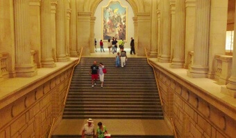 Travels: New York's Museum Mile