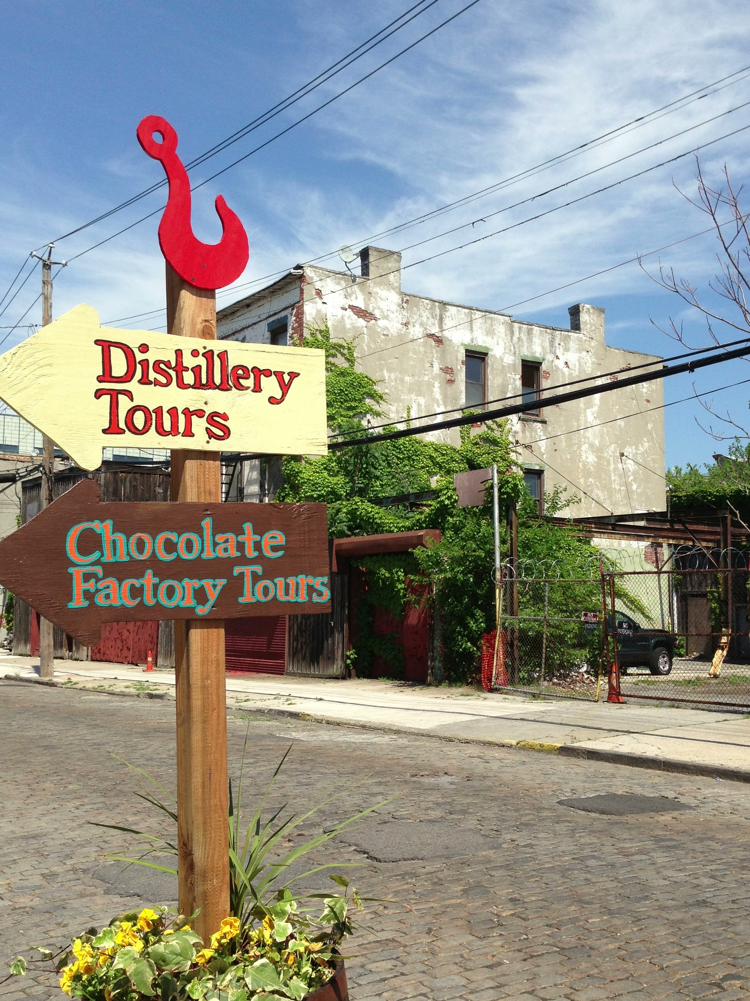 distillery tours red hook brooklyn