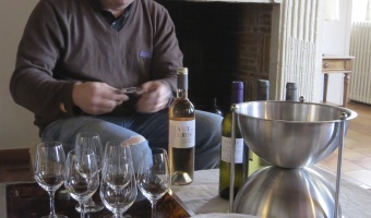 Wine Wednesday: An Afternoon at Chateau Landereau