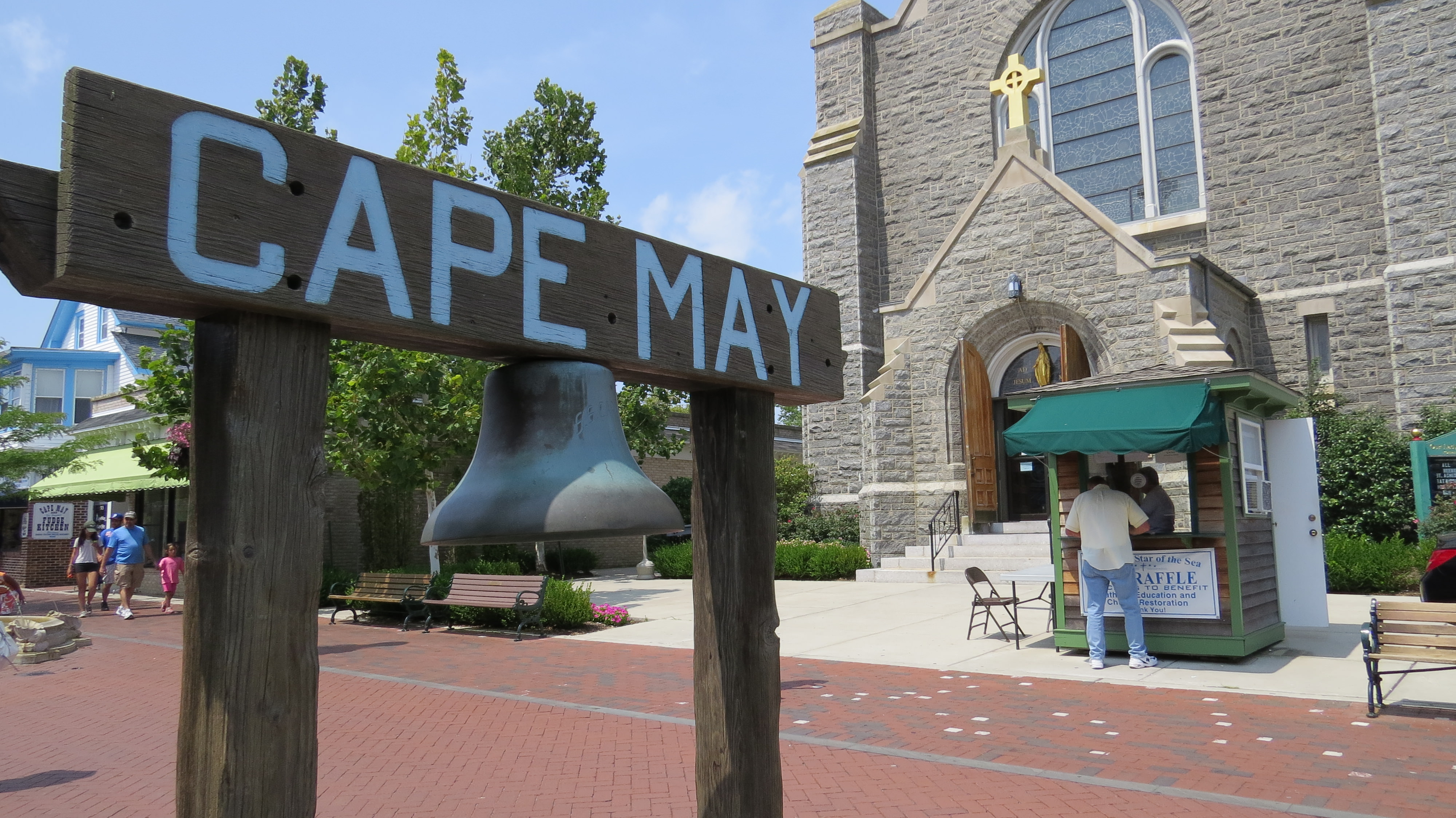 cape may bell