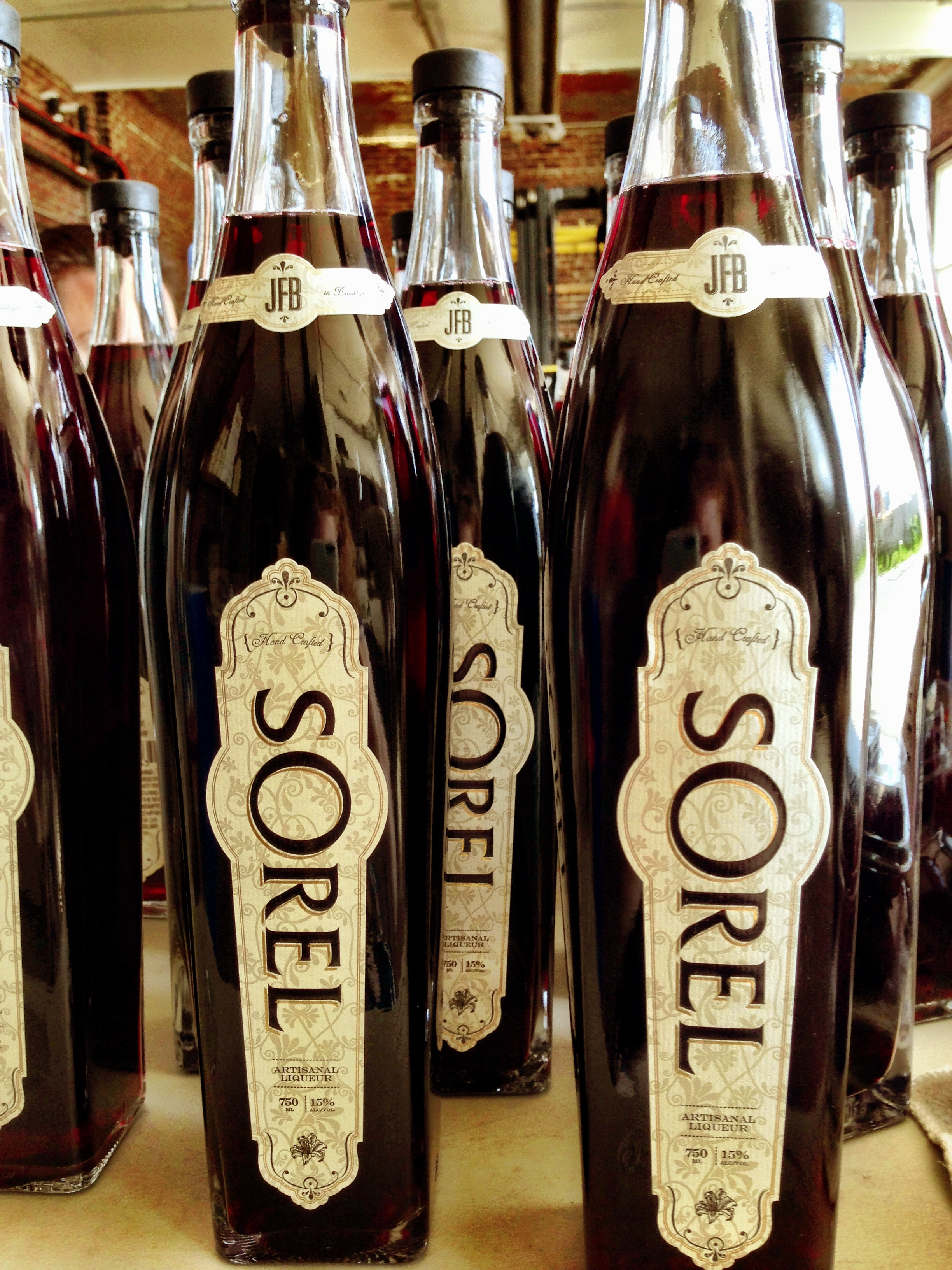 sorel bottles red hook brooklyn