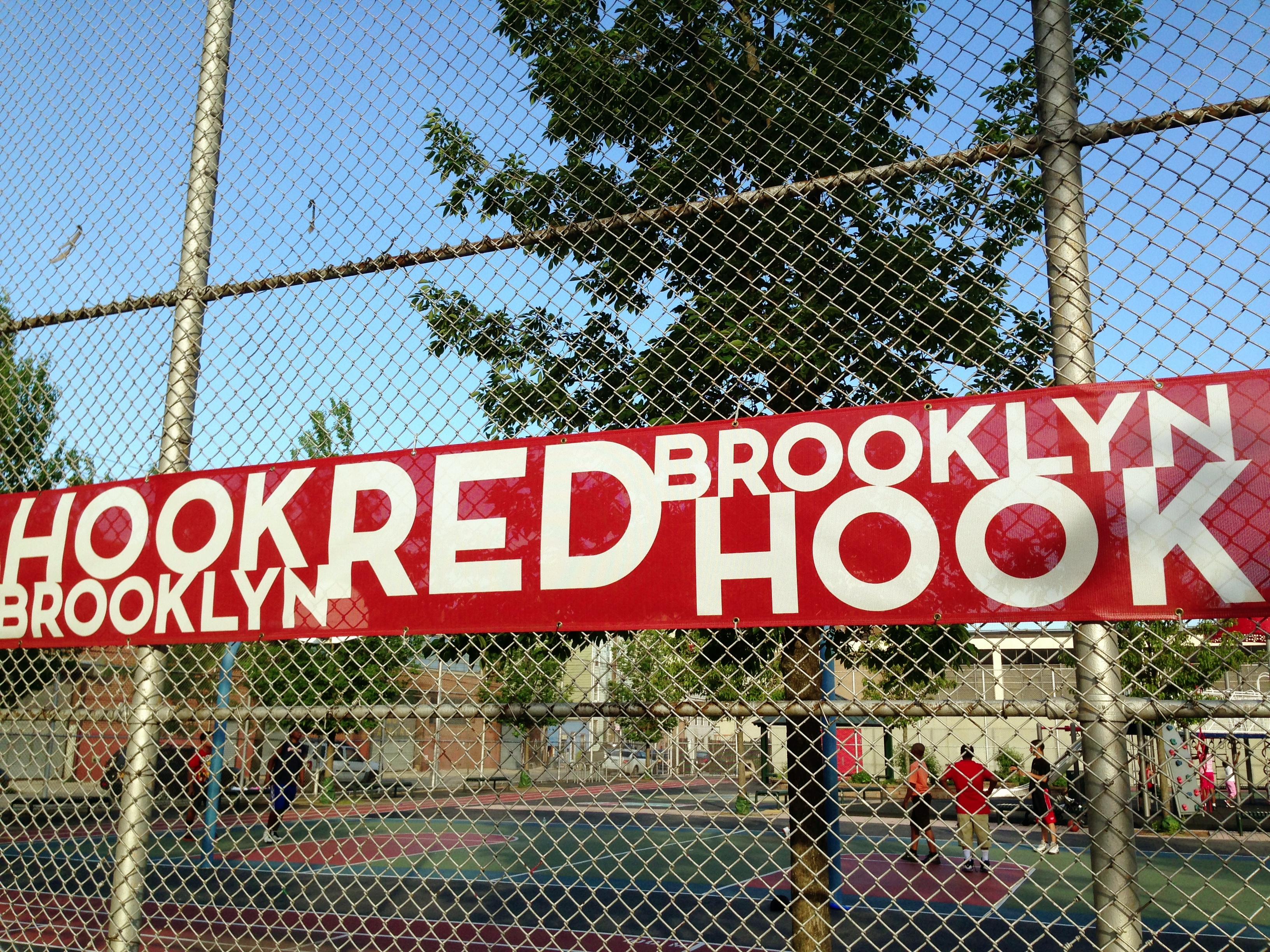 sign red hook brooklyn