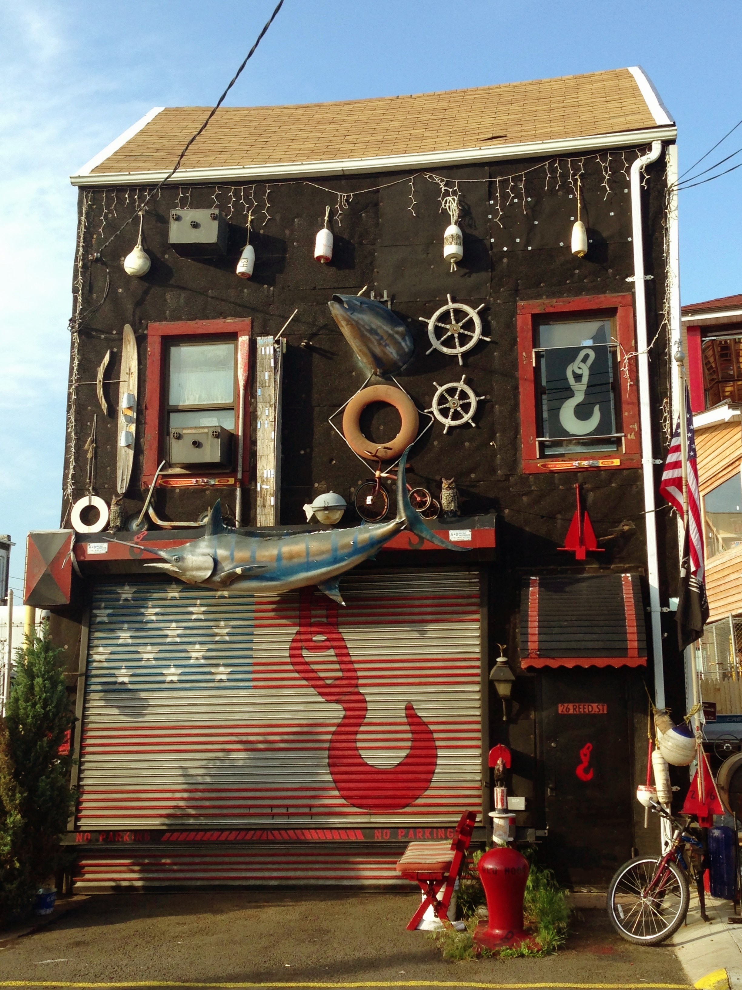 nautical house red hook brooklyn