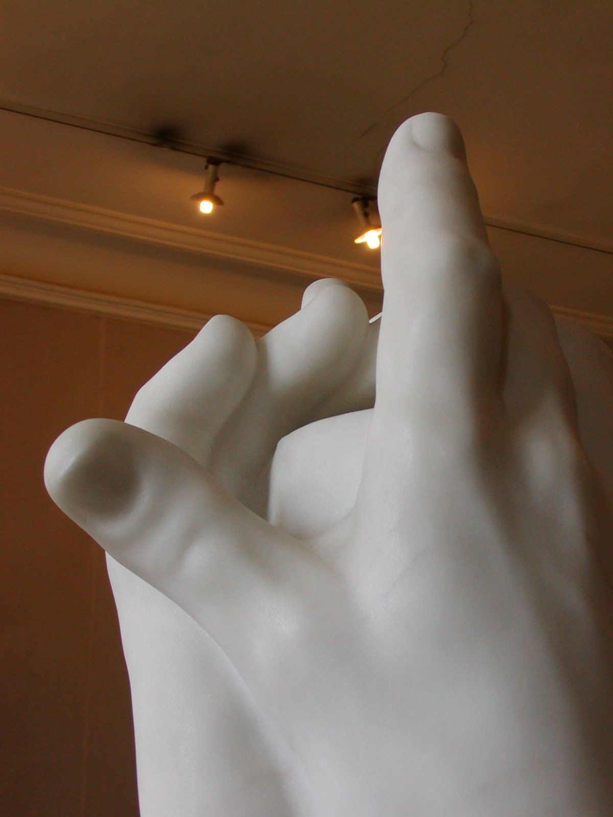 Paris, Musee Rodin, HANDS