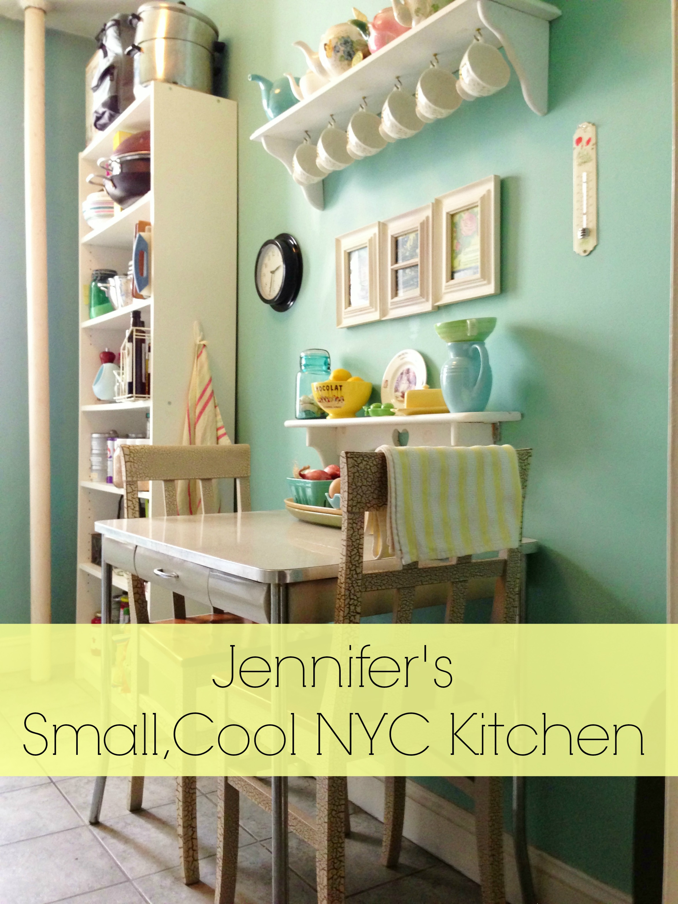 Vote For My Small Cool Kitchen The Fiery Redhead Blog