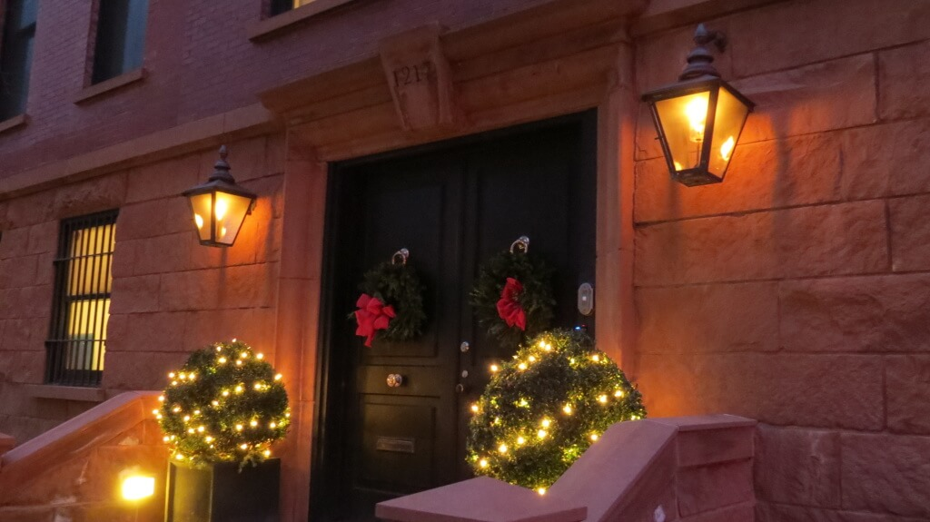 Christmas in New York Tour, Part 2: Carnegie Hill - The Fiery Redhead Blog